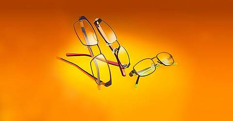 Eyewear for kids from Eschenbach Eyewear