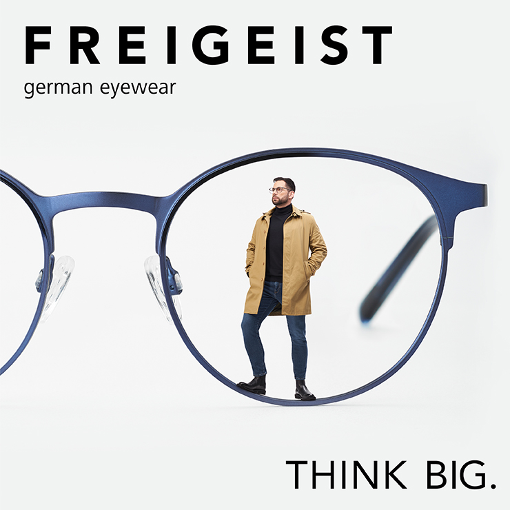 FREIGEIST. NEVER TOO SMALL