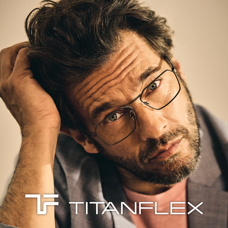TITANFLEX. Smarter. Tougher. Lighter.