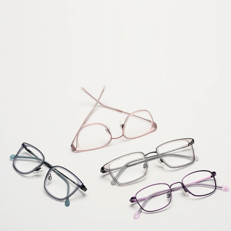 Children's glasses from TITANFLEX Kids