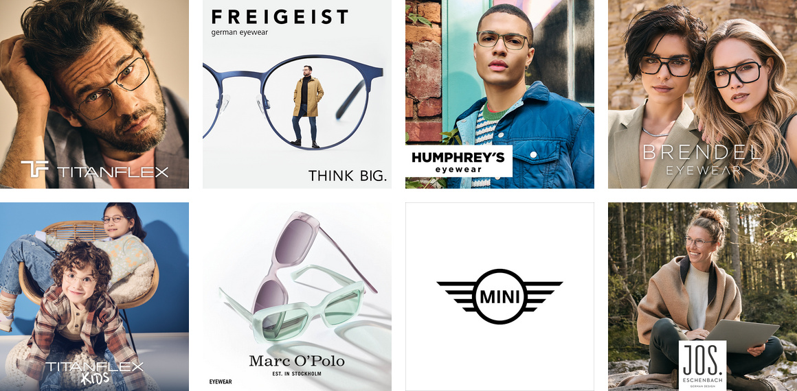 The Eschenbach Eyewear Brands