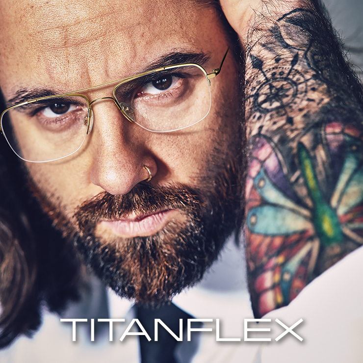 TITANFLEX. Flexible. Robuste. Léger.