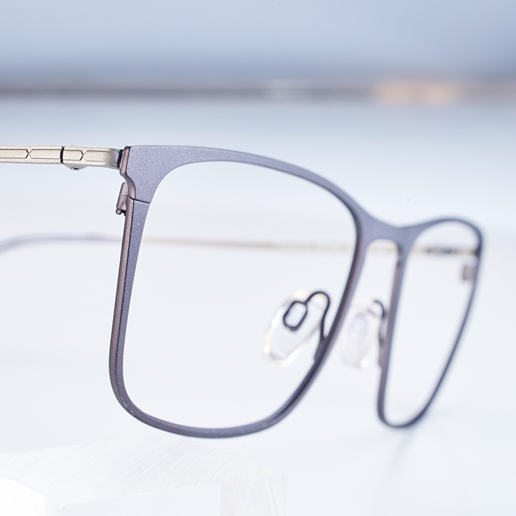 Jos. Eschenbach eyewear frames – contemporary lines combined with individual design