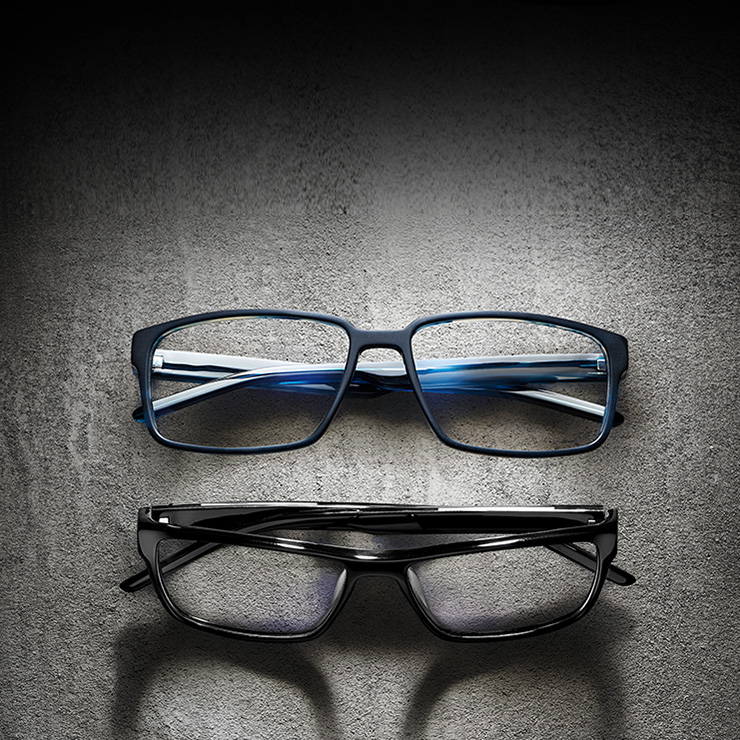 Glasses for men from FREIGEIST