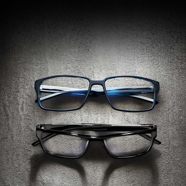 FREIGEIST spectacles provide the perfect look and feel