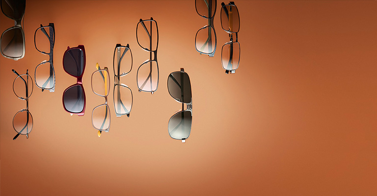 Contemporary sunglasses from Eschenbach Eyewear